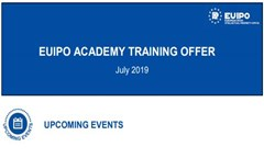 EUIPO Academy training offers
